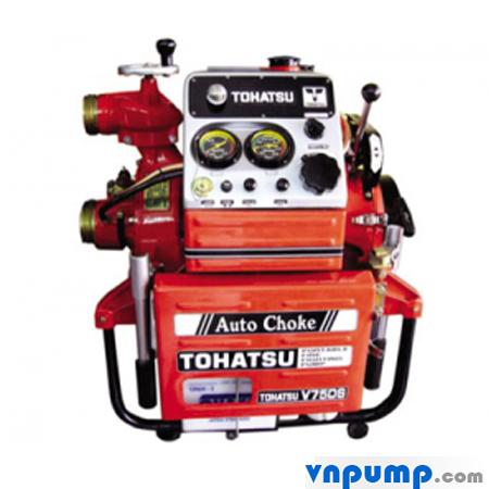 Máy bơm chữa cháy có động cơ xăng