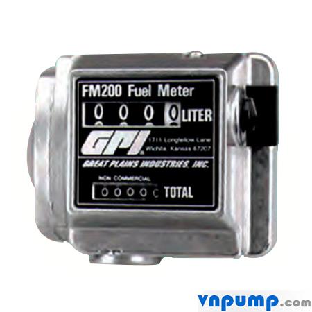 Đồng hồ đo dầu GPI
