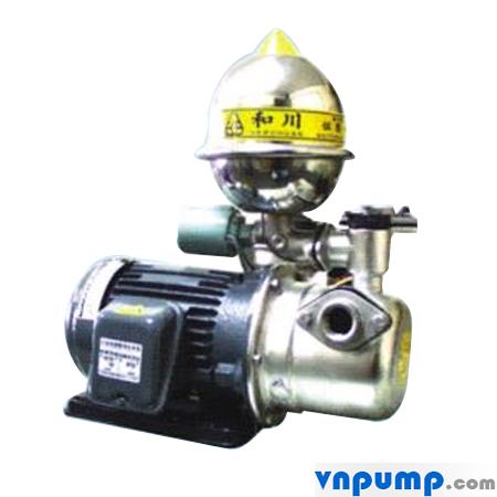 máy bơm nước tăng áp NTP đầu inox
