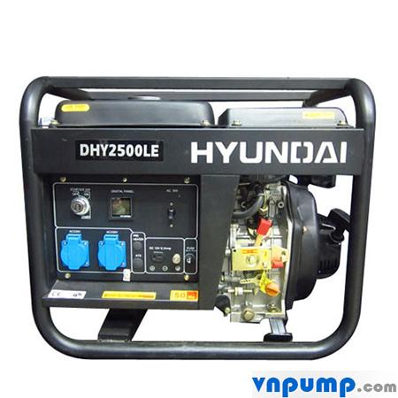 Máy phát điện HYUNDAI chạy xăng